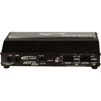 Arc Audio MOTO 600.4 Multi-Channel Amplifier (Four-Channels)