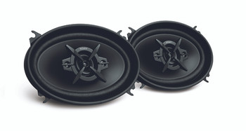 Sony Two pairs XS-R4646 4-way 4x6 Coaxial Speakers