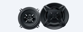 Sony Two pairs XS-FB1330 5-1/4 (13 cm) 3-Way Speakers