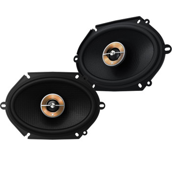 """Infinity KAPPA For Ford 97-14 Expedition Bundle 2-Pairs KAPPA-86CFX 6x8"""" Speakers"""