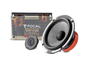 "Focal 165-W-XP 6.5"" 2-Way Passive Component kit"