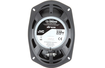 JVC CS-DR6940 550W Peak (90W RMS) 6x9 4-Way Factory Upgrade Coaxial Speakers - Pair