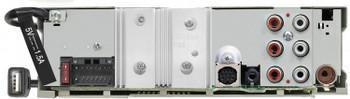 JVC KD-T905BTS 1-DIN CD Receiver featuring Bluetooth / Front & Rear Dual USB / SiriusXM / Pandora / Spotify