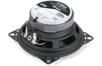 "JVC 4"" DRVN CS-DR420 220W Peak (35W RMS) 4"" 2-way DRVN Series Coaxial Factory Upgrade Car Speakers (Pair)"
