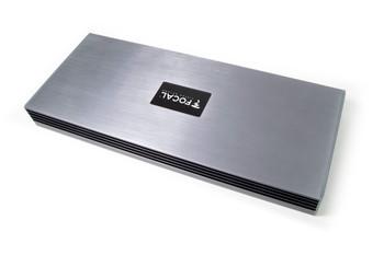 Focal FDP-1.2000 1 Channel amplifier, 1 x 1200 @ 4ohms or 1 x 2000W @ 2ohms