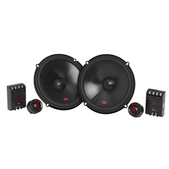 "JBL Stage3607CFAM Stage3 6-1/2"" Two-Way Car Audio Component System W/Crossovers - No Grills"