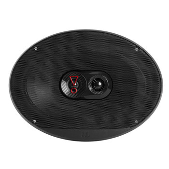 "JBL Stage39637AM Stage3 6x9"" Three-Way Car Audio Speakers - With Grills"