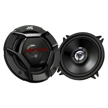 JVC CS-DR521 260W Peak (40W RMS) 5.25 2-Way Factory Upgrade Coaxial Speakers - Pair