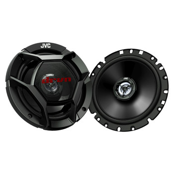"JVC CS-DR1720 6-3/4"" 2-Way Coaxial Speakers / 300W Max Power"