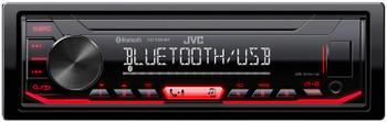 JVC KD-X260BT Digital Media Receiver featuring Bluetooth / USB / Pandora / iHeartRadio / Spotify / 13-Band EQ