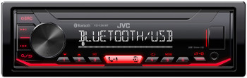 JVC KD-X260BT Digital Media Receiver featuring Bluetooth / USB / Pandora / iHeartRadio / Spotify / 13-Band EQ