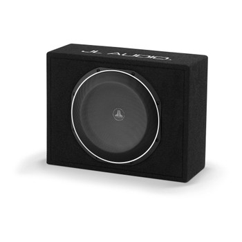 JL Audio PowerWedge with 12TW1-4 ohm subwoofer driver (sealed)