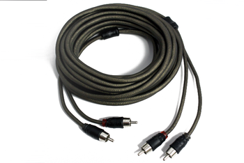 Wet Sounds 2 ch Wet Wire 5 Meter RCA Cable