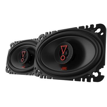 "JBL STAGE3 Bundle 1-Pair Stage3 6427AM 4x6"" 2-Way Speakers + 1-Pair Stage3 607CAM 6.5"" 2-Way Component"