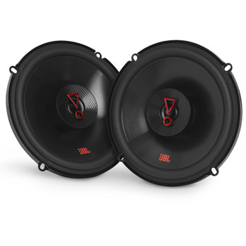 "JBL STAGE3 2-Pairs of Stage3627FAM 6.5"" 2-Way Coaxial Speakers - No Grills"