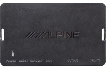 Alpine X409-WRA-JK 9-Inch Mech-less Navigation w/ KAC-001Accessory Controller for 2011-18 Jeep Wrangler Bundle