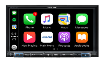 Alpine INE-W977HD Mech-less 7-inch Audio/Video/Navigation (AVN) System