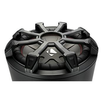 Kicker 46CWTB102 TB10 10-inch Loaded Weather-Proof Subwoofer Enclosure w/Passive Radiator - 2-Ohm, 400 Watt - Open Box