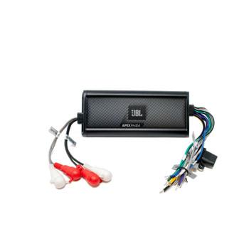 JBL Apex PA 454 180 Watt RMS 4 Channel Marine & Powersport Amplifier - 45 x 4 - Used Very Good