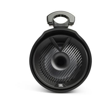 "JBL MT8HLBAM / MT8HLB 8"" Marine Compression Horn Tower Speakers With RGB LED Lighting - Used Very Good"