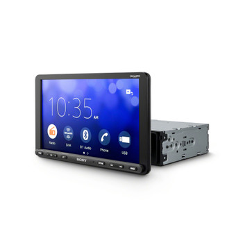 "Sony XAV-AX8000 8.95"" (22.7-cm) Media Receiver with Bluetooth"