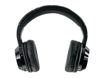 Kicker 46HP4BTB TABOR HP4BT Bluetooth Headphones, Black