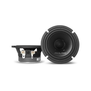Alpine 30MC 3-Inch Midrange Component Speakers
