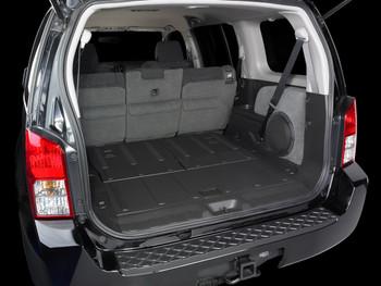 JL Audio SB-N-PTHFNDR2/10W3v3/LT: Stealthbox for 2005-2010 Nissan Pathfinder with Steel or Caf Latte interior