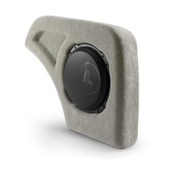 JL Audio SB-H-CRV2/10TW3/DG:Stealthbox® for 2012-Up Honda CR-V with Crystal Black Pearl interior