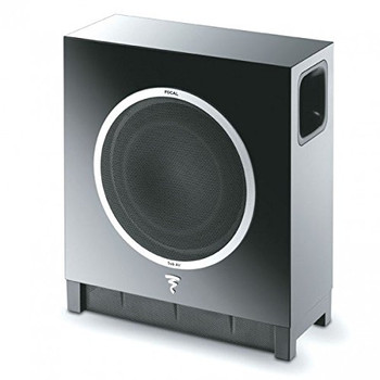 Focal Dome 2.1-Channel Speaker System With Sub Air (Black)