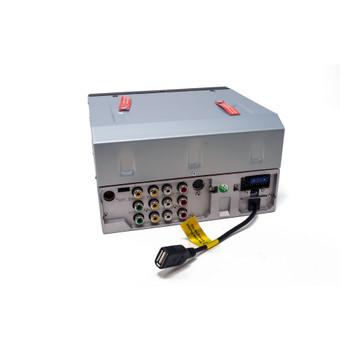 Jensen VX3528 2 DIN DVD Bluetooth receiver