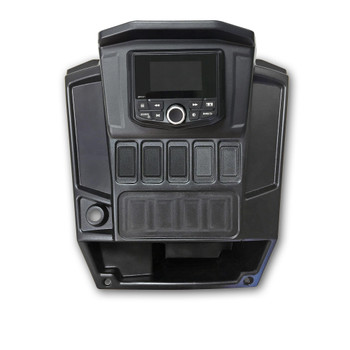 Infinity for Polaris Ranger 13-18 - Infinity PRV-315 Waterproof Radio With Polaris RZR Radio Mounting Kit