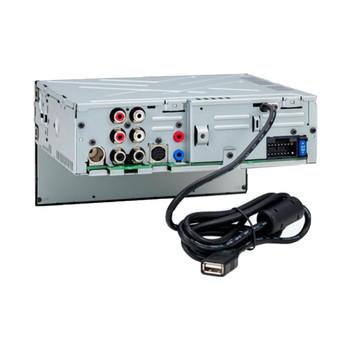 Sony DSX-GS900 Double-DIN High-power Bluetooth Media Receiver - 180 Watt RMS