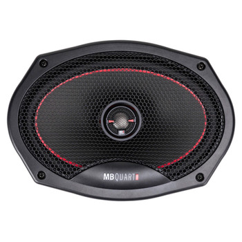 "MB Quart - 2-Pairs of Reference RK1-169 6x9"" Coaxial Speakers"