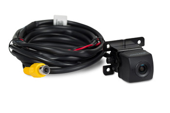 Alpine ILX-W650 7-Inch Receiver + PAC RPK5-GM4102 2010-15 Chevy Camaro Kit + Back up Camera and License Plate Frame