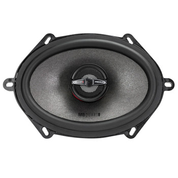 "MB Quart - 2-Pairs of Premium PK1-168 5x7/6x8"" Coaxial Speakers"