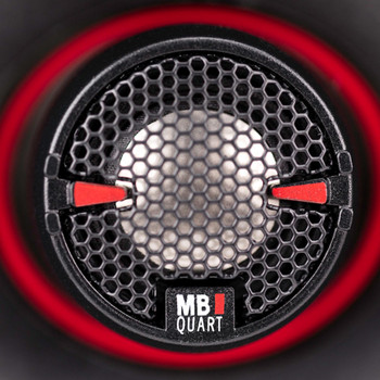 "MB Quart RK1-116 Reference Series 6.5"" Coaxial Speakers"
