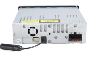 "Axxera AV7118Bi Multimedia DVD Receiver Flip-Out 7"" Monitor With USB/BT/Camera Input"