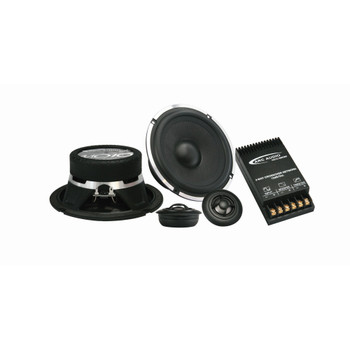 "ARC Audio MOTO6.2 6.5"" Component with MOTO692 6x9"" Coax and MOTO600.4 Amplifier for Harley Davidson Bundle"