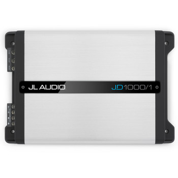 JL Audio JD1000/1 Monoblock Class-D Subwoofer Amplifier, 1000 W