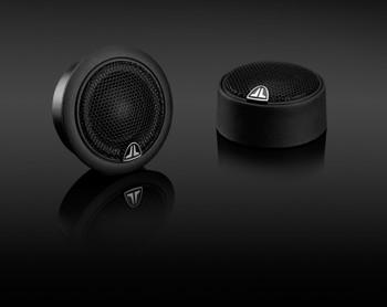 JL Audio C2-075ct: 0.75-inch (19 mm) Component Tweeters, Pair