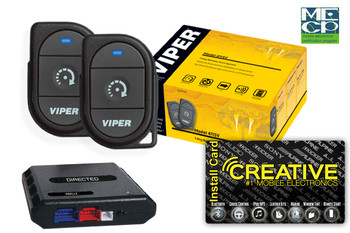 Viper 4115V 1-Way 1-Button Remote Start System - Price Includes Standard Installation