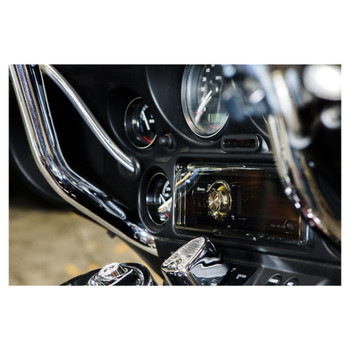 PAC HDK001X - Radio Replacement Kit for Harley Davidson Motorcycles 1998-2013