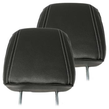 "Audiovox Custom 7"" Headrest System for 2013 Mercedes CL Class"