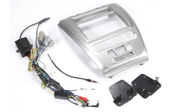 "Alpine KTX-FUS8 8"" Restyle Dash and Wiring Kit for Ford Fusion and Mercury Milan 2010-2012"