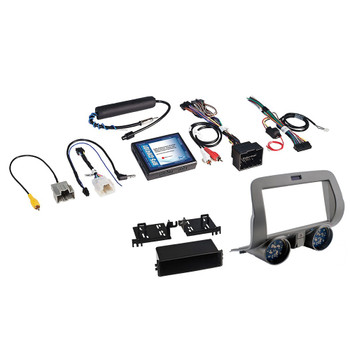 PAC RPK5-GM4101 Integrated Radio Replacement Kit For 2010-2015 Chevrolet Camaro