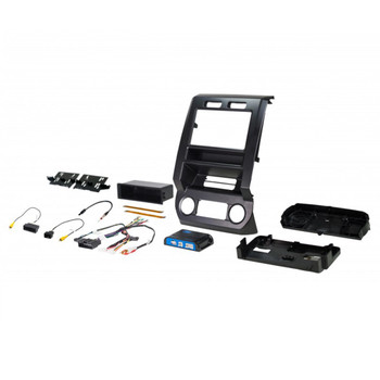 "PAC RPK4-FD2201 For 2015+ Ford F150 - Integrated Radio Replacement Kit For Trucks With 4.2"" Factory Display"