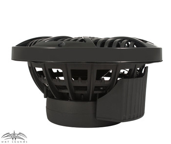"""Wet Sounds SW-808 Black Cone 8"""" Coaxial Speakers (Pair)"""