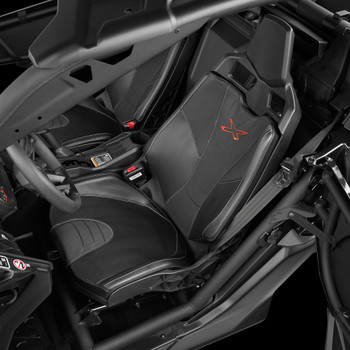 JL Audio SB-CAN-G2MVX3P/10TW3 Stealthbox® for 2019-Up Can-Am Maverick X3 2-Seat (Passenger Side)