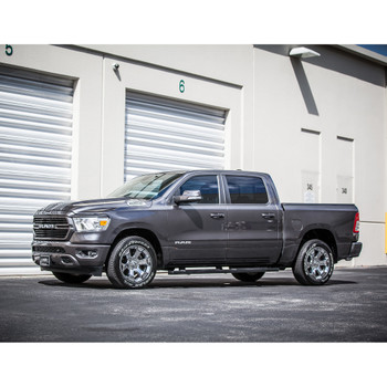 JL Audio SB-D-5GRAMCCF/12TW3 Stealthbox® for 2019-Up Ram 1500 Crew Cab without Reclining Rear Seat